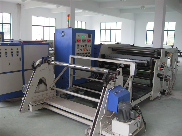 SR-C50 Hot melt adhesive coating machine