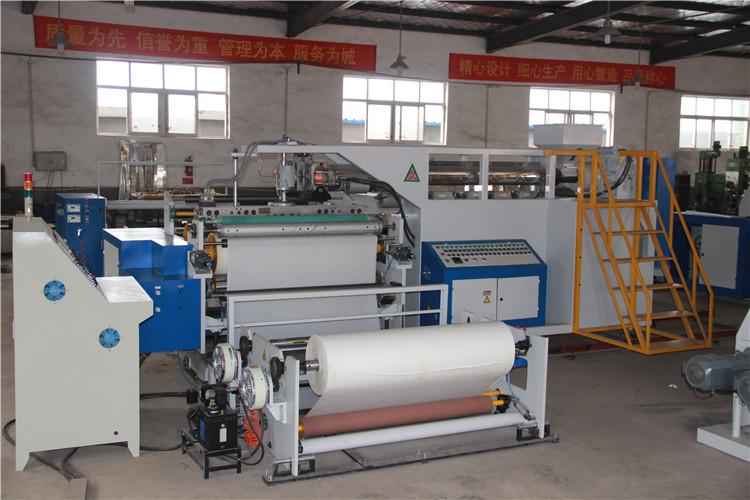 SR-C300 TPU stretch film composite machine