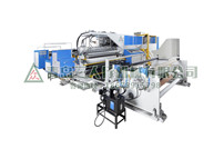 SR-C300 TPU extrusion machine