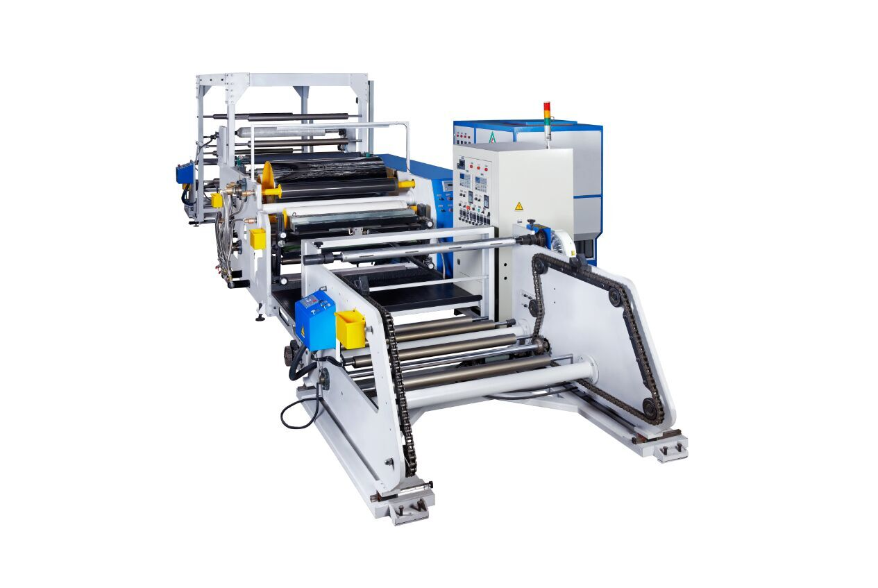 SR-A150 Thermal paper adhesive label coating machine