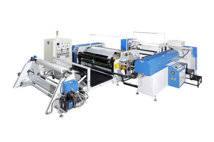 SR-C200 Hot melt adhesive film coating machine