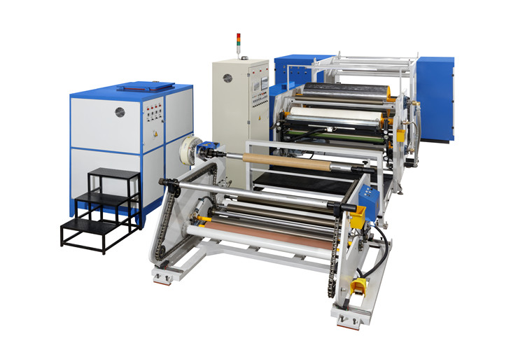 SR-B200 High speed hot melt adhesive tape coating machine