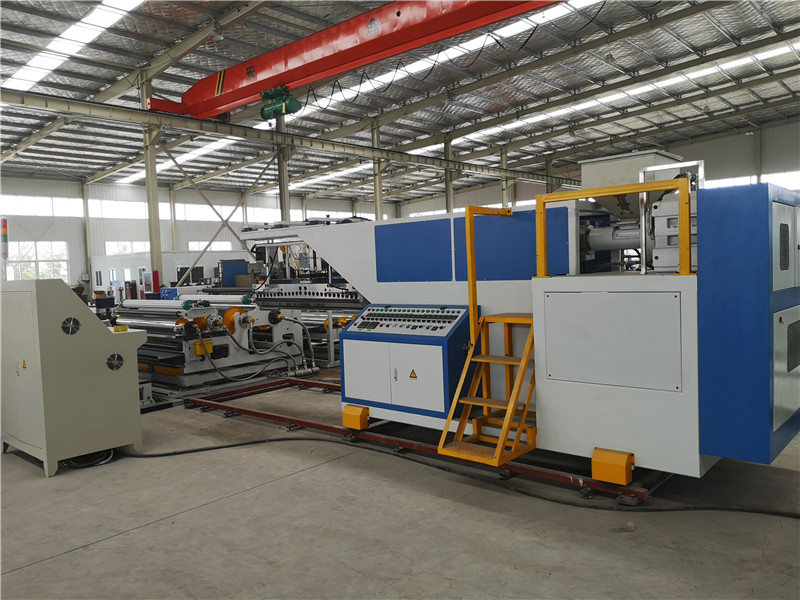 TPU extrusion machine