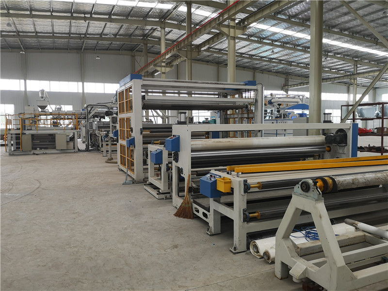 TPU extrusion machine 3200